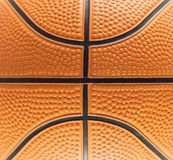 Basketball pattern Stock Image