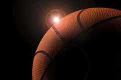 Basketball Planet Stock Image