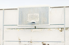 Basketball platform Royalty Free Stock Photography