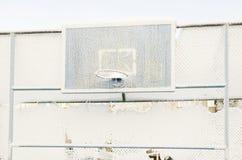 Basketball platform Royalty Free Stock Photography