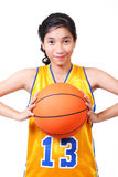 Basketball player Stock Image