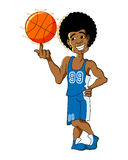 Basketball Player. Eps 10 available vector illustration