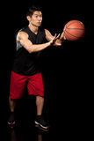 Basketball Player Royalty Free Stock Photography