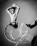 Basketball player Royalty Free Stock Image