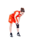 Basketball player Stock Photography