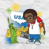 Basketball player. Stock Photo