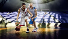Free Basketball Players Stock Photos - 45960073