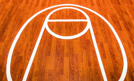 Basketball playground Stock Photos
