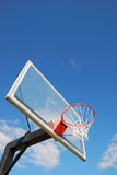 Basketball pole Royalty Free Stock Photo