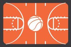 Basketball poster Stock Photos