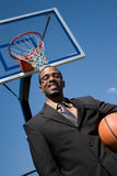 Basketball Pro Stock Photography