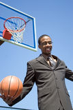 Basketball Professional Royalty Free Stock Photography