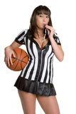 Basketball Referee Royalty Free Stock Photos