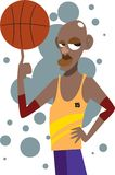 Basketball? It's Slam Dunk Stock Images