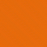 Basketball seamless texture with bumps. Illustration Royalty Free Stock Image