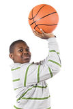 Basketball Setup Royalty Free Stock Images