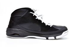 Basketball shoe Royalty Free Stock Photography
