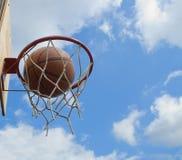 Basketball Shot Stock Photography