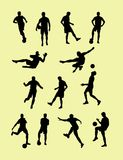 Basketball Silhouettes Royalty Free Stock Photos