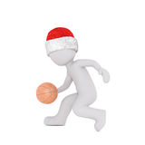 Basketball spielen Royalty Free Stock Image