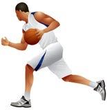 Basketball-Spieler Lizenzfreies Stockfoto