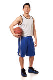 Basketball-Spieler Stockfotos