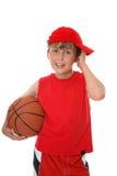 Basketball-Spieler Stockbilder