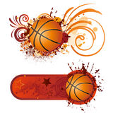 Basketball sport Stock Images
