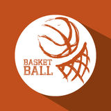 Basketball sport design Royalty Free Stock Photo