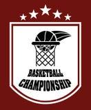 Basketball sport. Design, vector illustration eps10 graphic Royalty Free Stock Photos
