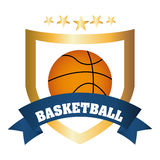 Basketball sport Stock Image