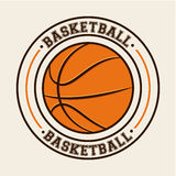 Basketball sport Royalty Free Stock Images