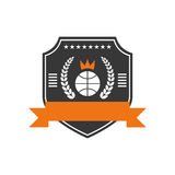Basketball sport game Royalty Free Stock Images