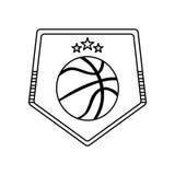 Basketball sport game Stock Image
