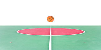 Basketball sport game Royalty Free Stock Photo