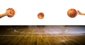 Basketball sport Stock Photos