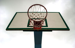 Basketball. The sport to be friendly and make to fun and make good relation Royalty Free Stock Photography