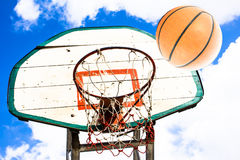 Basketball  sports Royalty Free Stock Photo