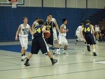 Basketball-Tätigkeit Stockbilder