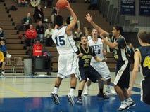 Basketball-Tätigkeit Stockfotografie