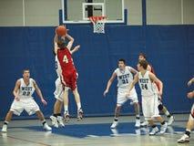 Basketball-Tätigkeit Stockfoto