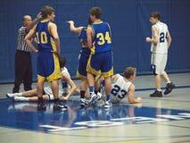 Basketball-Tätigkeit Lizenzfreies Stockfoto