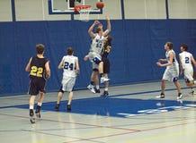 Basketball-Tätigkeit Lizenzfreies Stockbild