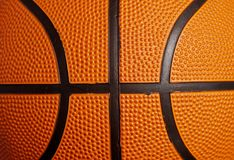 Basketball texture Stock Photos