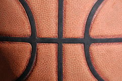 Basketball texture Stock Images