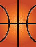 Basketball Texture Background Illustration Royalty Free Stock Image