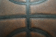 Basketball texture Royalty Free Stock Photos