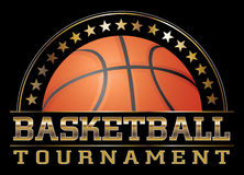 Basketball Tournament Royalty Free Stock Photography