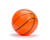 A basketball toy Stock Photography