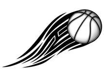 Basketball tribal Stock Photo